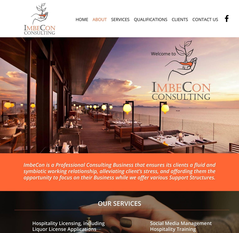 Imbecon-consulting-portfolio-geekdimm-designs